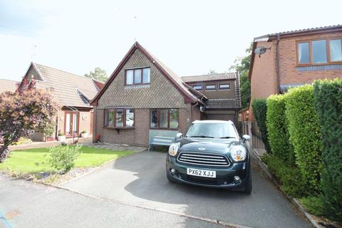 4 bedroom detached house for sale - Denbigh Close, Stoke-On-Trent