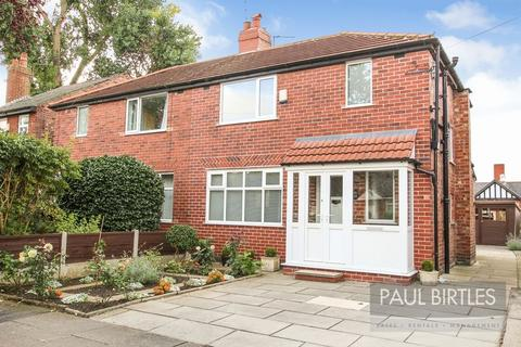3 bedroom semi-detached house for sale - Trevor Road, Flixton, Manchester
