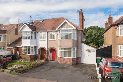 3 bedroom semi-detached house for sale - Hartington Crescent, Earlsdon