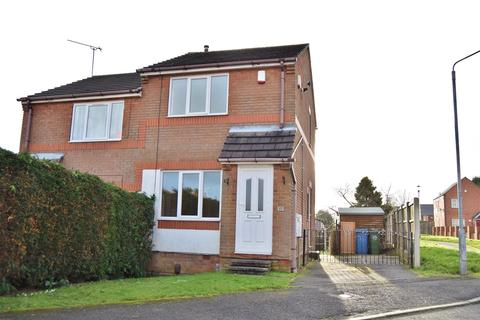 2 bedroom semi-detached house to rent - Chess Burrow, Mansfield Woodhouse