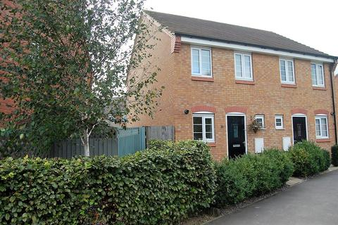 2 bedroom semi-detached house for sale - The Gables, Bourne, PE10