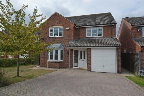 4 bedroom detached house for sale - Bridgemere Close, Glen Parva