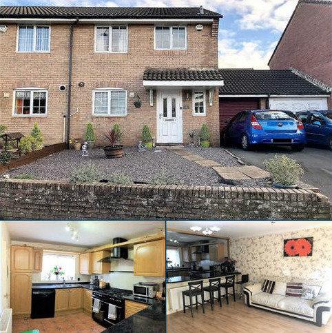3 bedroom semi-detached house for sale - Home Farm Way, Swansea, SA4