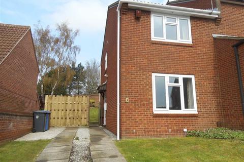 2 bedroom semi-detached house to rent - Meerbrook Close, Oakwood, Derby