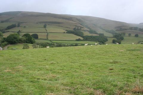Land for sale - Llanwrtyd Wells