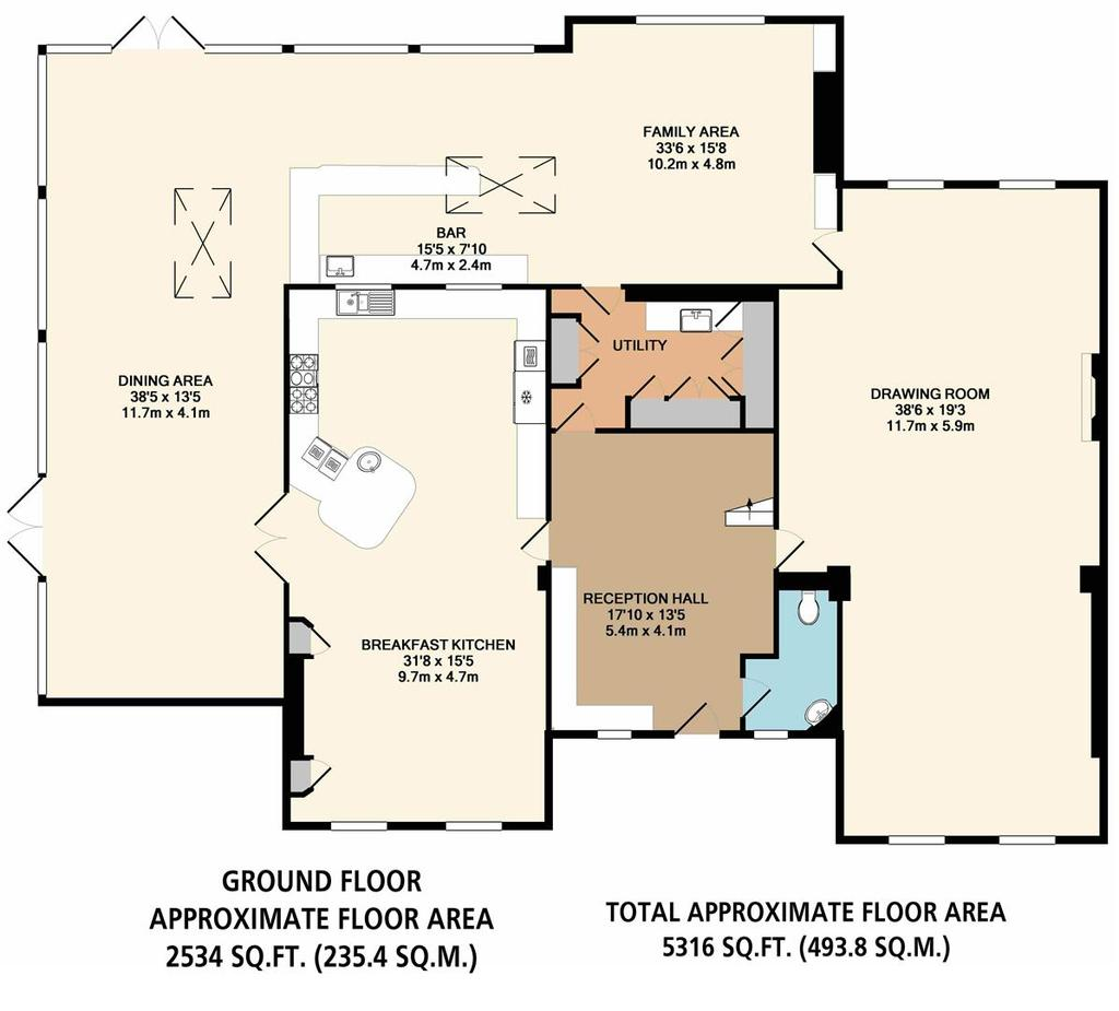 Floorplan 2 of 4: Ground Floor