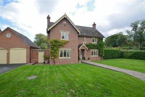 4 bedroom detached house for sale - Cound Park Drive, Cound, Shrewsbury