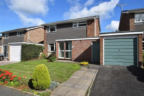 3 bedroom detached house for sale - Westwood Drive, The Mount, Shrewsbury