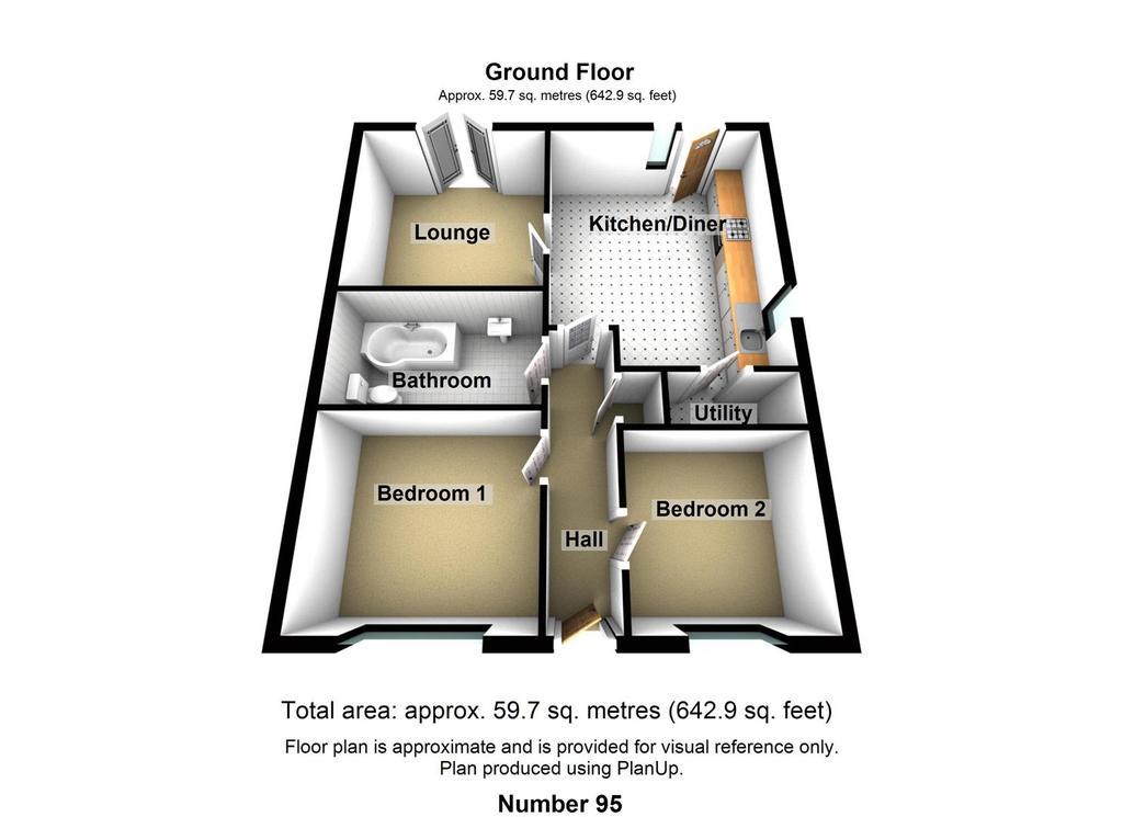 Floorplan: Number 95.JPG