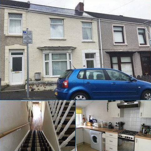 2 bedroom terraced house for sale - Monterey Street, Swansea, SA5