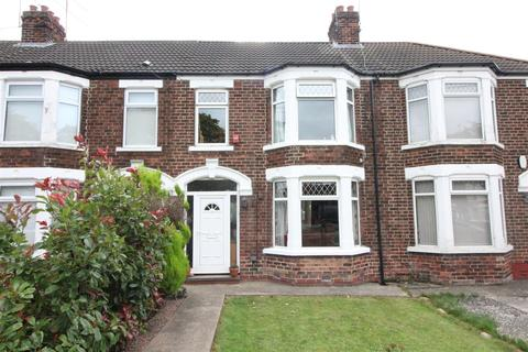 3 bedroom terraced house for sale - Hotham Road North, Hull