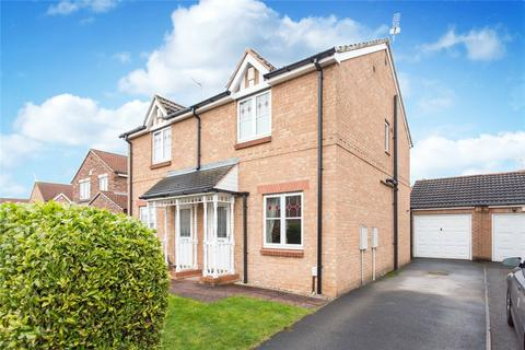 2 bedroom semi-detached house to rent - Tamworth Road, Clifton Moor, York