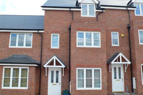 4 bedroom terraced house to rent - Canal Court, Acocks Green, B27