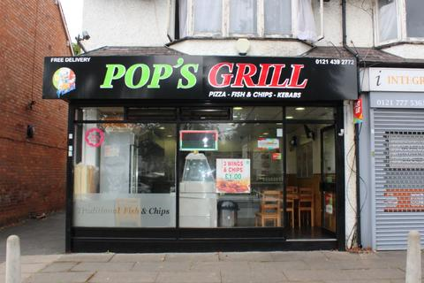 Cafe to rent - HIGHFIELD ROAD B28