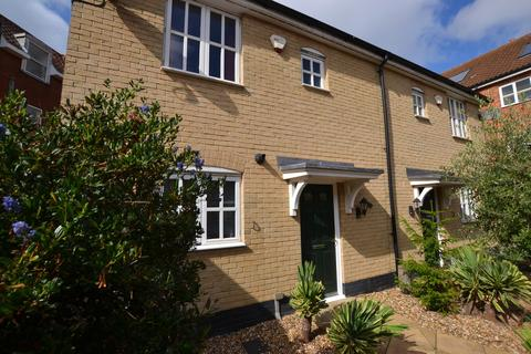 3 bedroom semi-detached house to rent - Cathedral Street, Norwich