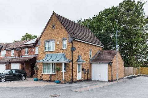 3 bedroom detached house for sale - Bowlers Close, Festival Heights, Stoke On Trent