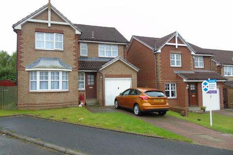 4 bedroom detached house for sale - Dalry Place, Chapelhall, Airdrie, North Lanarkshire, ML6