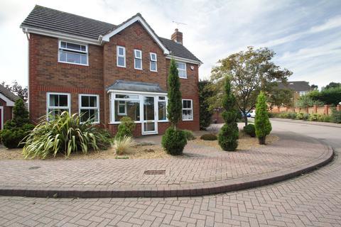 3 bedroom detached house for sale - Brockhurst Drive, Bannerbrook, Coventry