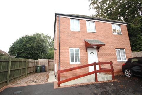 3 bedroom detached house to rent - Abbey Close, Shepshed