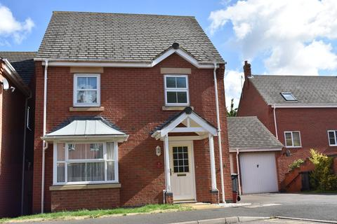 4 bedroom semi-detached house to rent - Hollands Way, Kegworth