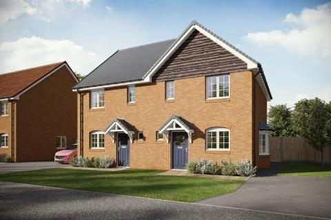 3 bedroom semi-detached house for sale - Plot 33, Pollys Lock, Newport, Shropshire, TF10 7TS