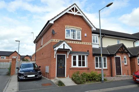 2 bedroom semi-detached house for sale - Abbeydale Road, Manchester, M40 0AJ