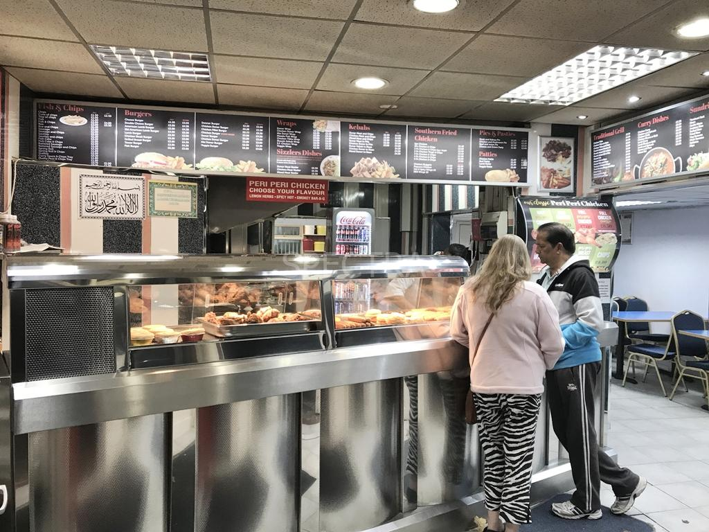 Takeaway Business Leasehold Property