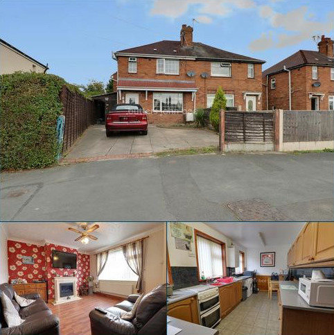 3 bedroom semi-detached house for sale - Underwood Lane, Crewe