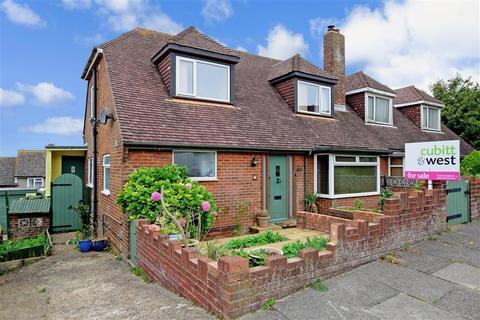 3 bedroom semi-detached house for sale - Sherrington Road, Woodingdean, Brighton, East Sussex