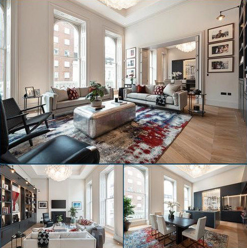 2 bedroom flat to rent - Lancaster Gate, Bayswater, London W2