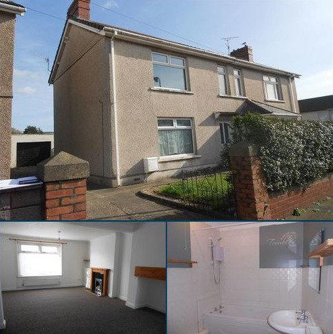 3 bedroom semi-detached house to rent - Sandown Road, Port Talbot, Neath Port Talbot.