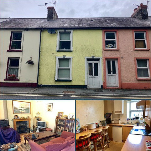 2 bedroom terraced house for sale - New Road, Llandovery, Carmarthenshire.