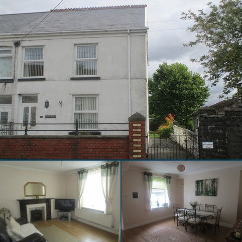 3 bedroom semi-detached house for sale - New Road, Ystradowen, Swansea, City And County of Swansea.