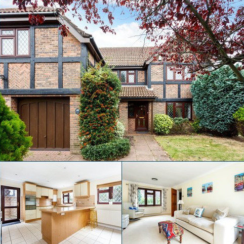 5 bedroom detached house to rent - Walsingham Dene, Bournemouth, BH7