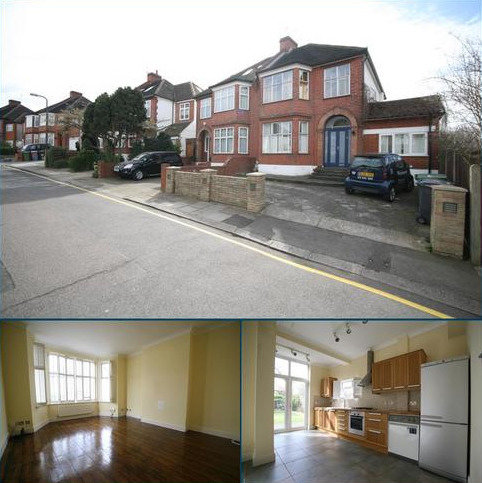 4 bedroom end of terrace house to rent - Irwin Gardens, Kensal Green, NW10