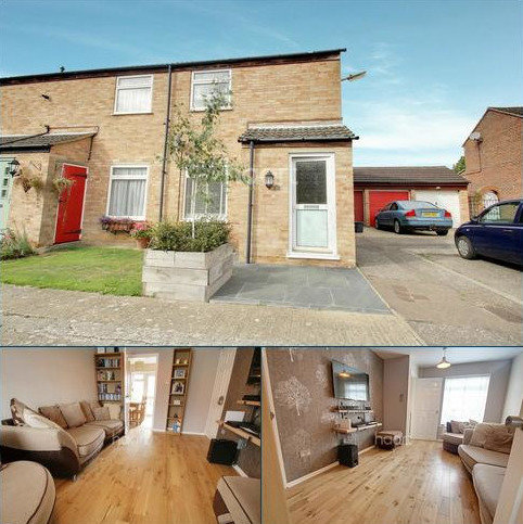2 bedroom end of terrace house for sale - Peggotty Close, Chelmsford