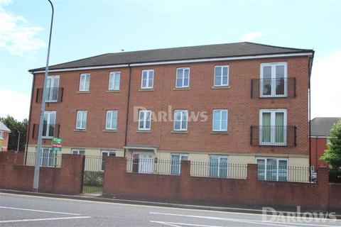 2 bedroom flat to rent - Ffordd Nowell