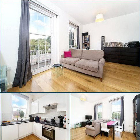 1 bedroom flat to rent - The Vale, London, W3