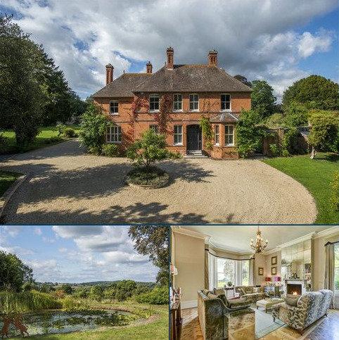6 bedroom detached house for sale - Rectory Lane, Child Okeford, Blandford Forum, DT11