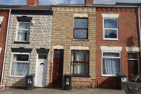 3 bedroom terraced house to rent - Hawthorne Street Leicester LE39FQ