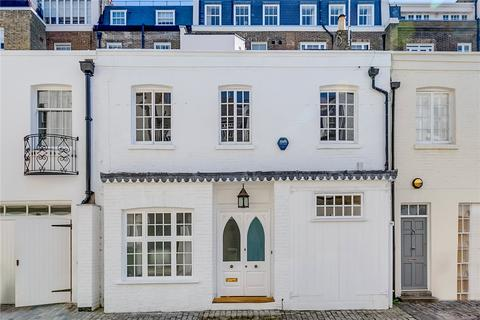 2 bedroom mews for sale - Belgrave Mews South, Belgravia