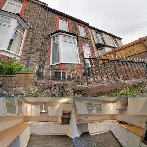 3 bedroom terraced house for sale - High Street, Abertridwr