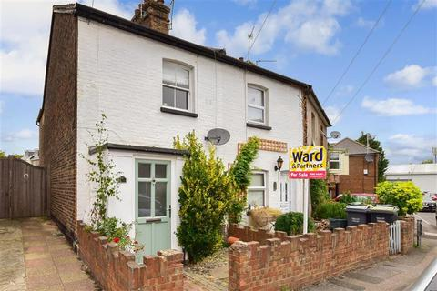 2 Bedroom End Of Terrace House For Sale Rose Street Tonbridge Kent