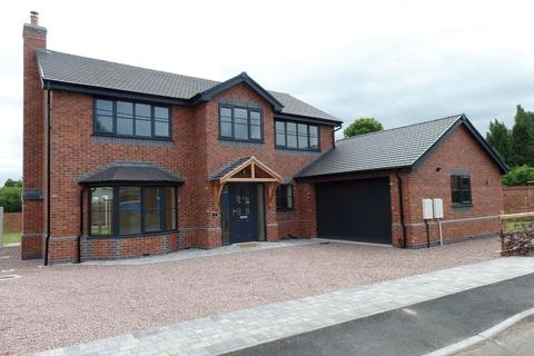 5 bedroom detached house for sale - Paddock View, 8 Chetwynd Road, Edgmond, Newport