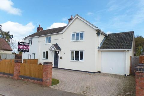 3 bedroom semi-detached house for sale - Pave Lane, Chetwynd Aston, Newport