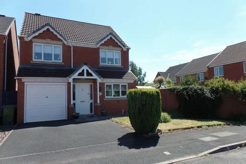 4 bedroom detached house for sale - Goodrich Close, Muxton, Telford