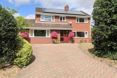 4 bedroom detached house for sale - Pipers Lane, Edgmond, Newport