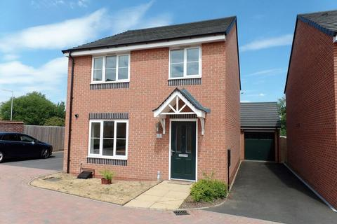 4 bedroom detached house for sale - Saxon drive, Newport