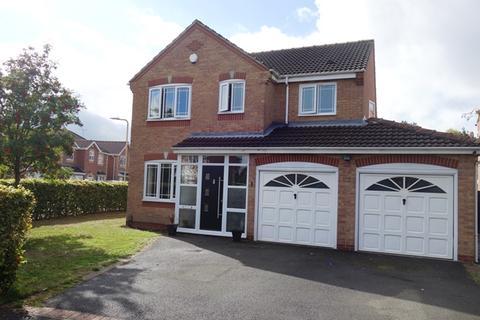 4 bedroom detached house for sale - Juno Close Glenfield LE3