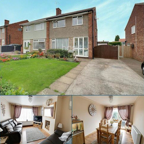 3 bedroom semi-detached house for sale - Ladbrooke Crescent, Basford